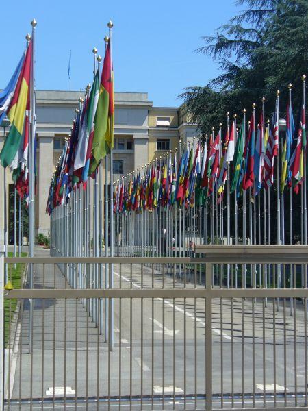 ONZ Genewa