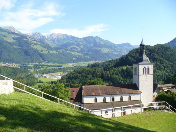 Góry Szwajcaria