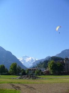 Paralotniarstwo Szwajcaria