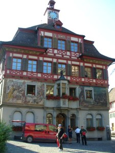 Ratusz Stein am Rhein