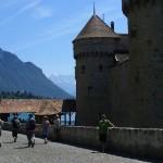Zamek Chillon Szwajcaria