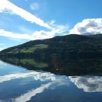 Norwegia Jezioro
