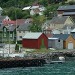 Kościółki Norwegii