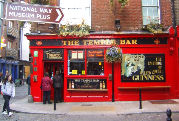 Dublin Bar Temple