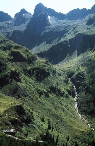 Alpy Taury Niższe