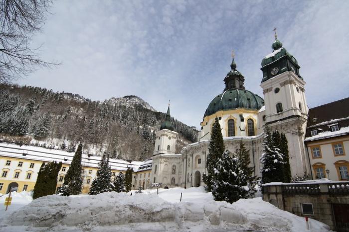 Oberammergau Klasztor