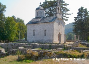 Czarnogóra cerkiew Cipura