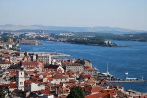 Szybenik Chorwacja