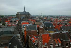 Grote Kerk w Haarlem