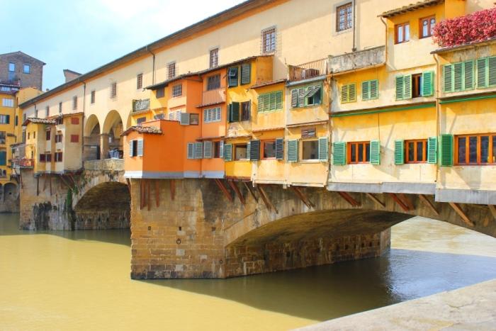 Most Złotników Włochy