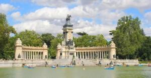 Wakacje Madryt