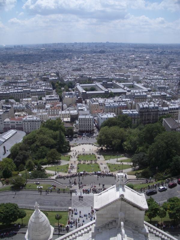Paryż Panorama