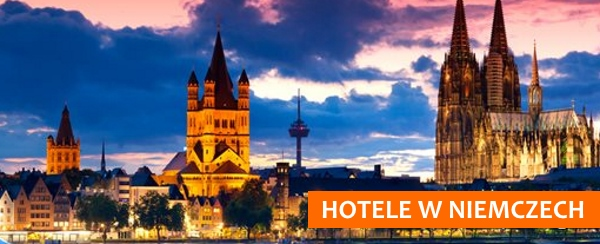 Niemcy Hotele