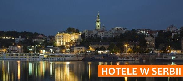 Serbia Hotele